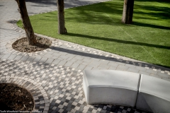 הגימנסיה העיברית, שיפוץ חצר וקפיטריה- אדריכלית צופית ויינפלד פליישמן- תמונות