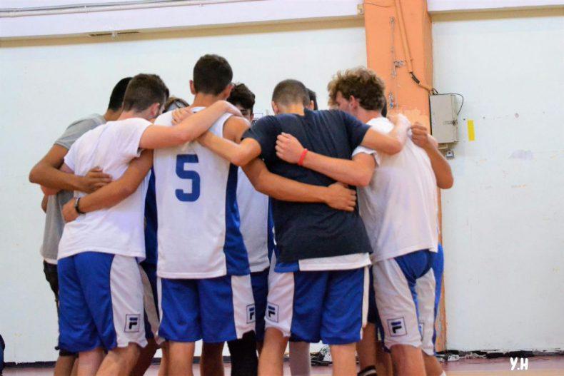 גאים בנבחרת י-יב שעלו לחצי הגמר בטורניר הכדורסל